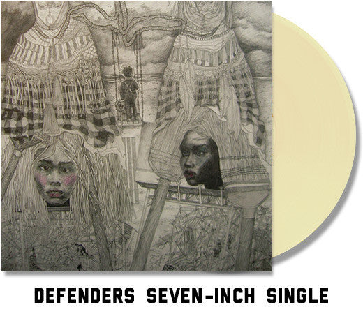 Tilly and the Wall - Defenders 7""