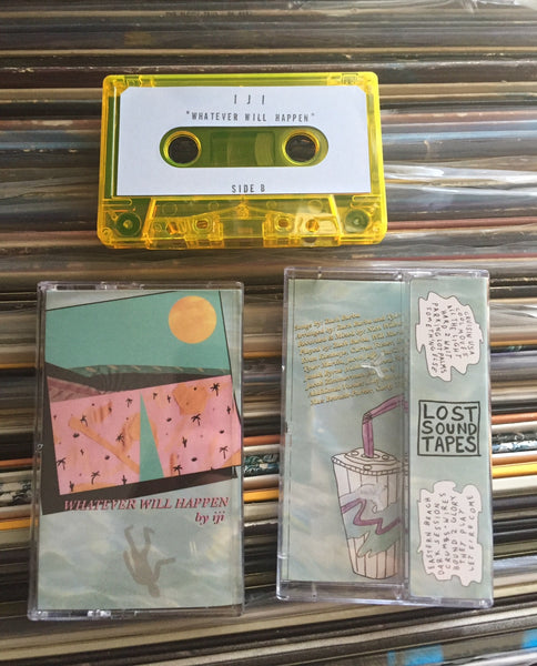 iji - Whatever Will Happen - Limited Edition Cassette