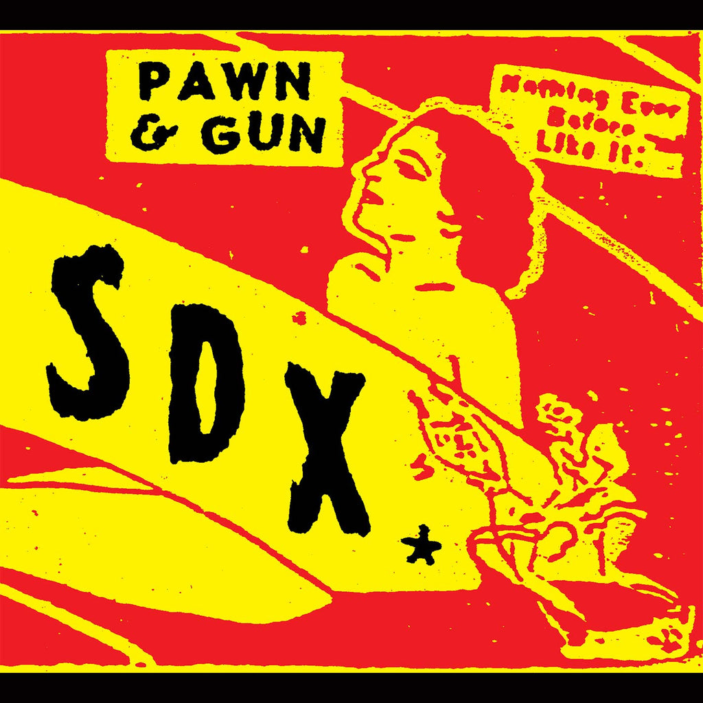 SDX - Pawn and Gun