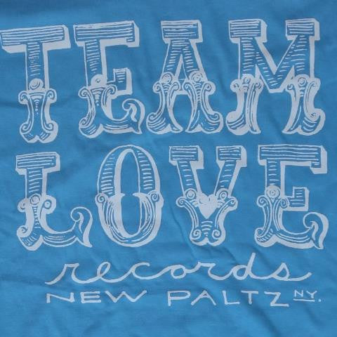 New Paltz Blue Tee