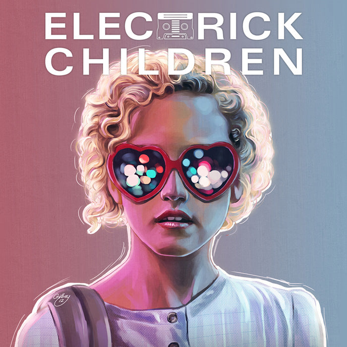 Electrick Children Soundtrack