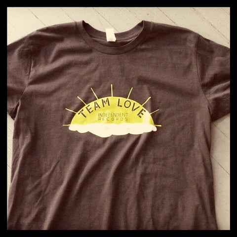 New Paltz Sunset Tee (unisex brown)