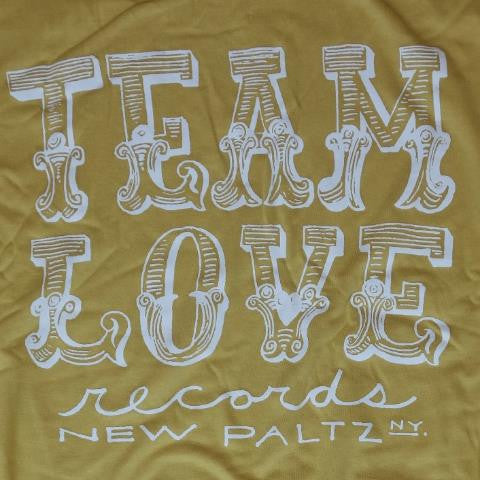 New Paltz Yellow Tee