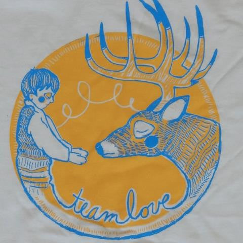 Youth Deer Tee
