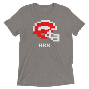 Arkansas Razorbacks | Tecmo Bowl Helmet Shirt