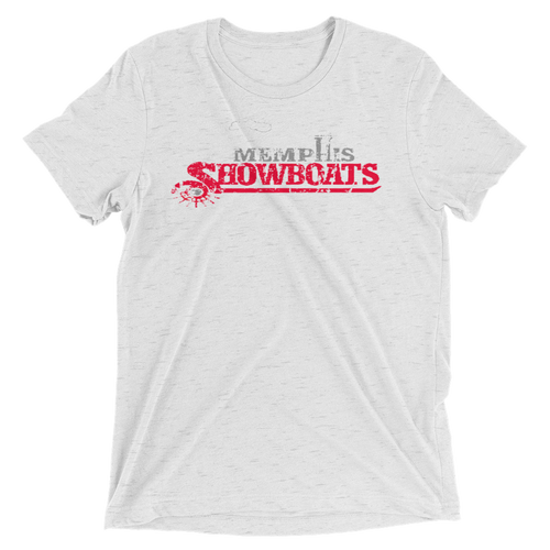 Memphis Showboats | USFL Retro t-shirt