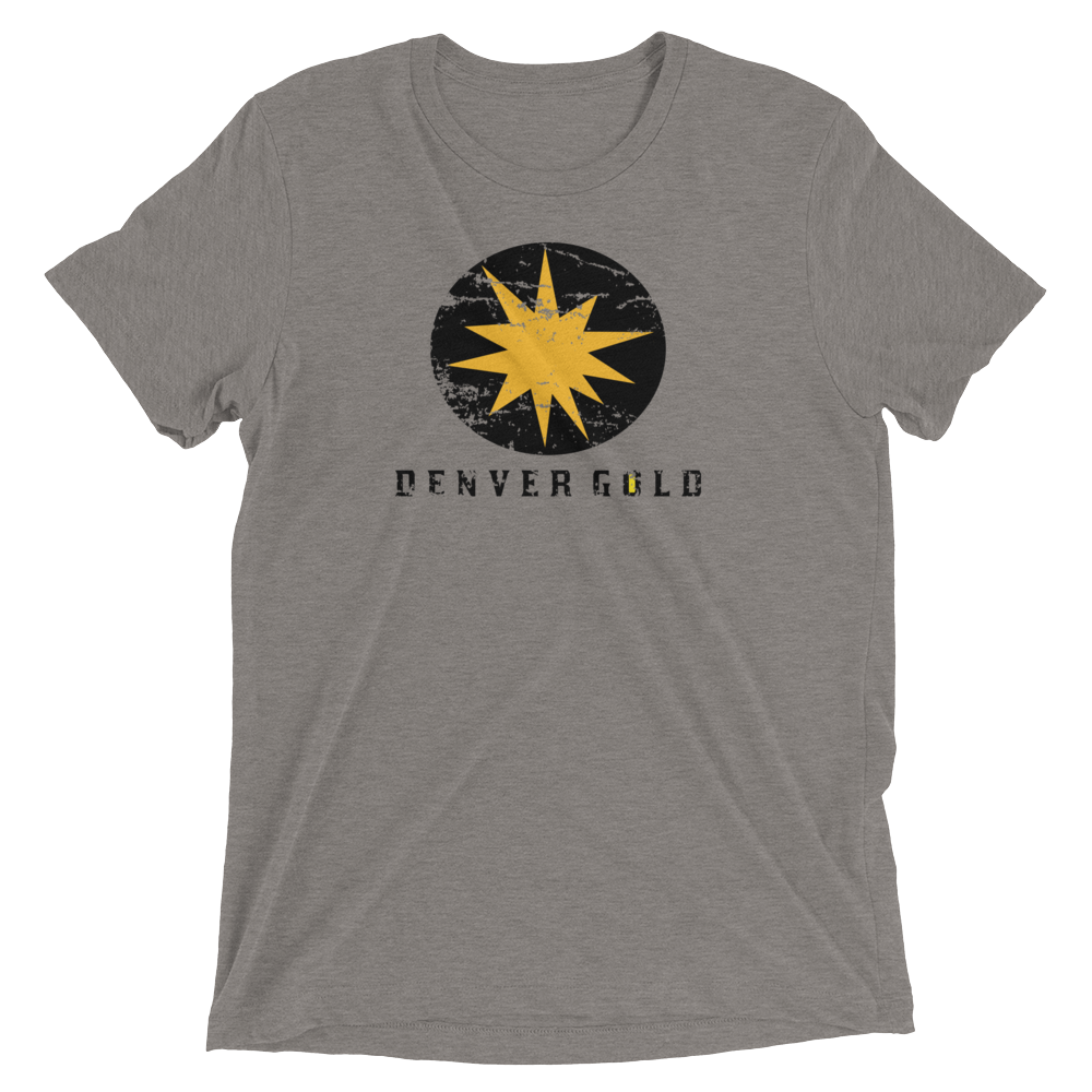 Denver Gold | USFL Retro t-shirt