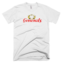 New Jersey Generals | USFL Retro Shirt; white