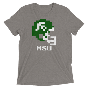 Michigan State | Tecmo Bowl Helmet Shirt