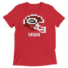 Georgia Bulldogs | Tecmo Bowl Helmet Shirt