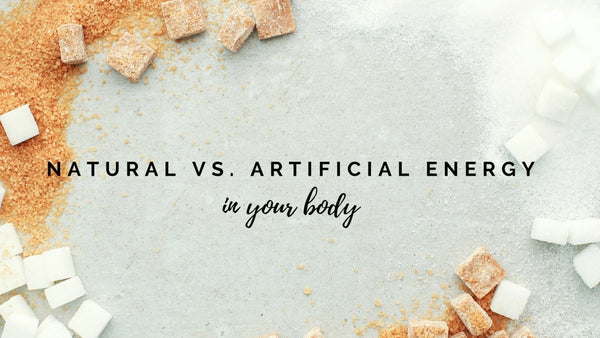 Artificial Energy vs. Natural Energy | Swish30
