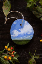 Cloud Ornament #12