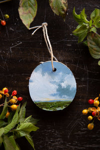 Cloud Ornament #2