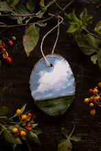 Cloud Ornament #19