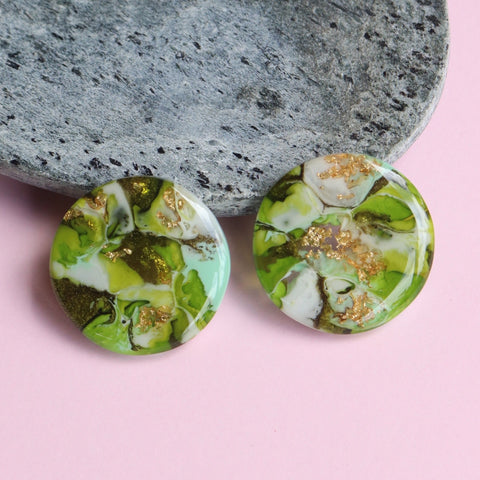 RESIN EARRING RANGE