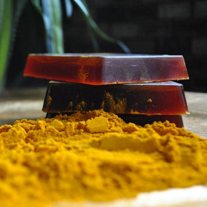 Turmeric Soap: Large