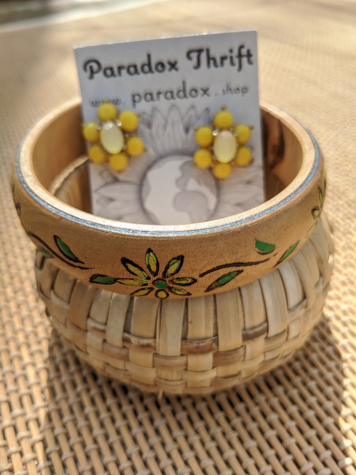 Yellow Daisy Set