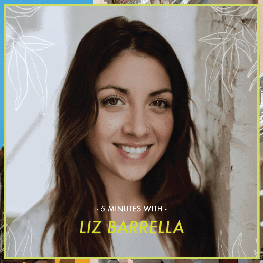 5 Minutes With: Liz Barrella