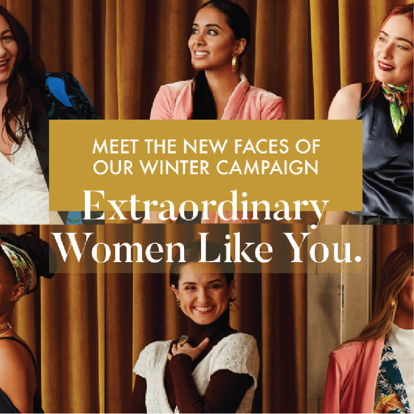 5 Minutes With: Extraordinary Women