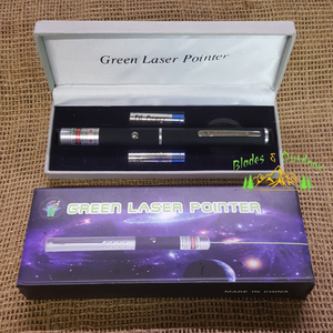 Green lazer pointer ... 300 mW
