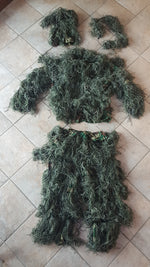 Ghillie suit - 5 in 1