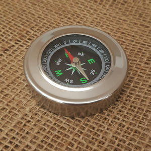 Compass - aluminum base