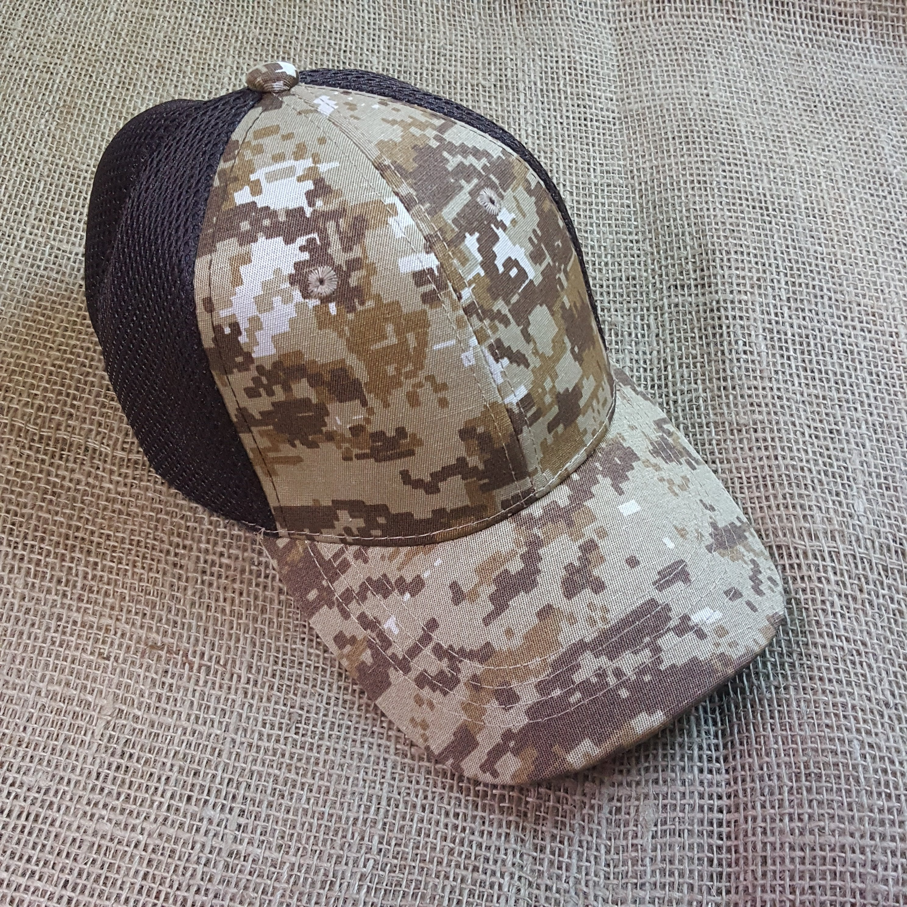 Caps camo - Cotton
