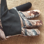 Gloves winter ... bush camo