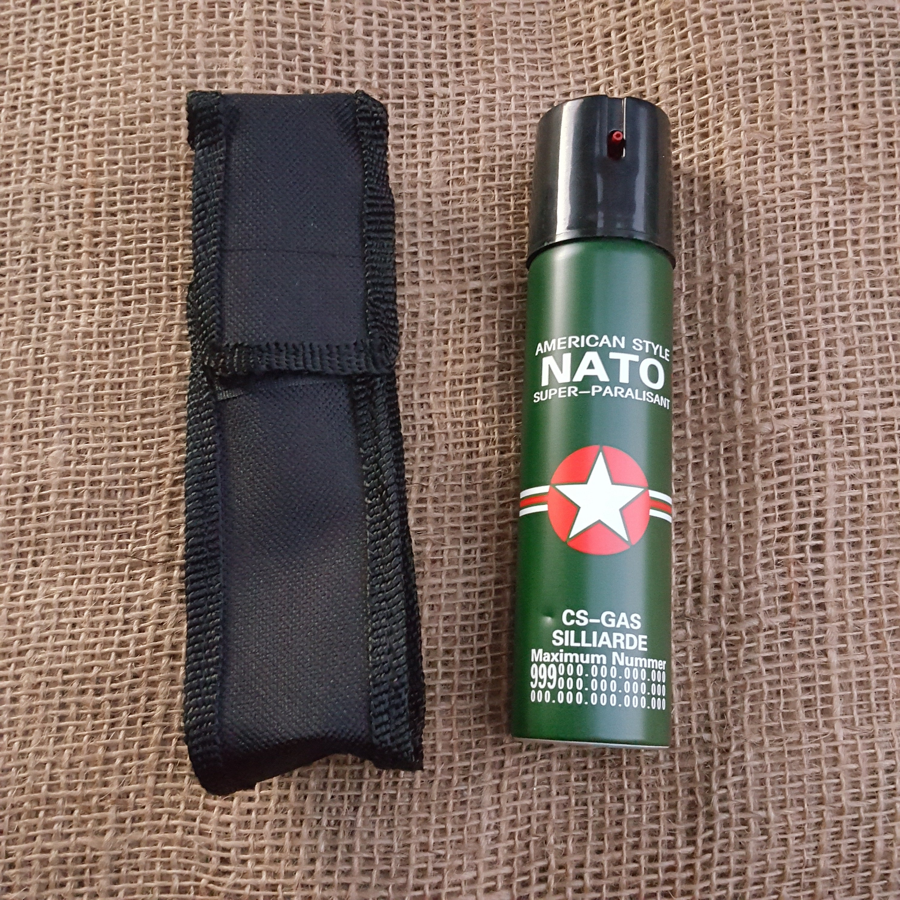 Pepper spray ... 110 ml