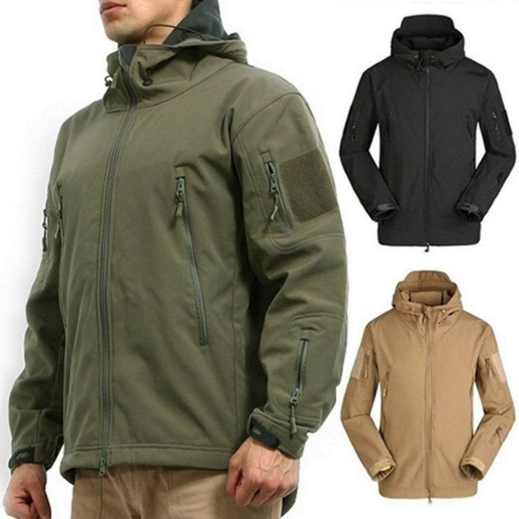 Jacket Outdoor ... waterproof and windproof