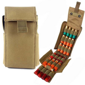 25 rounds shotgun reload molle pouch