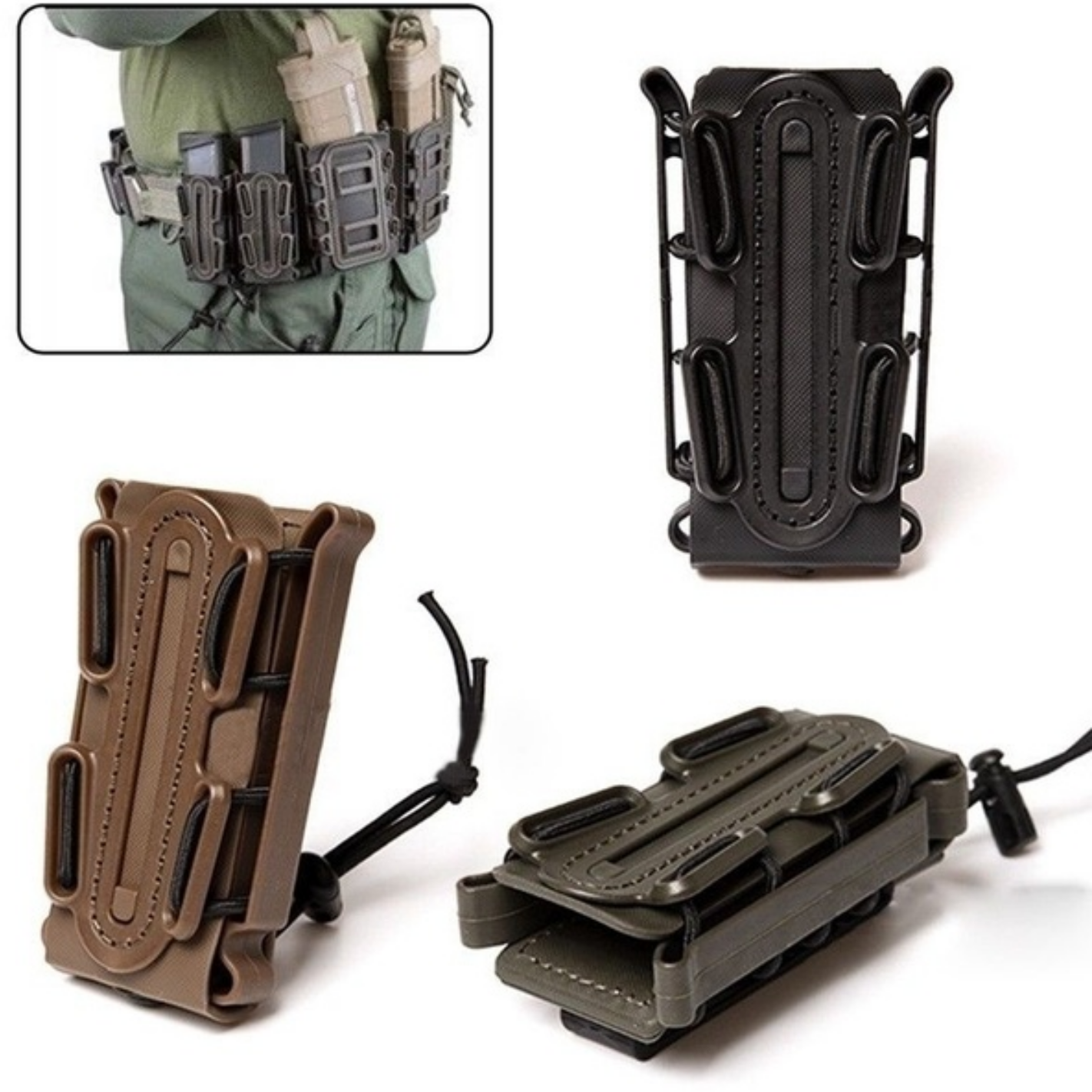 Adjustable mag pouch ... 9mm