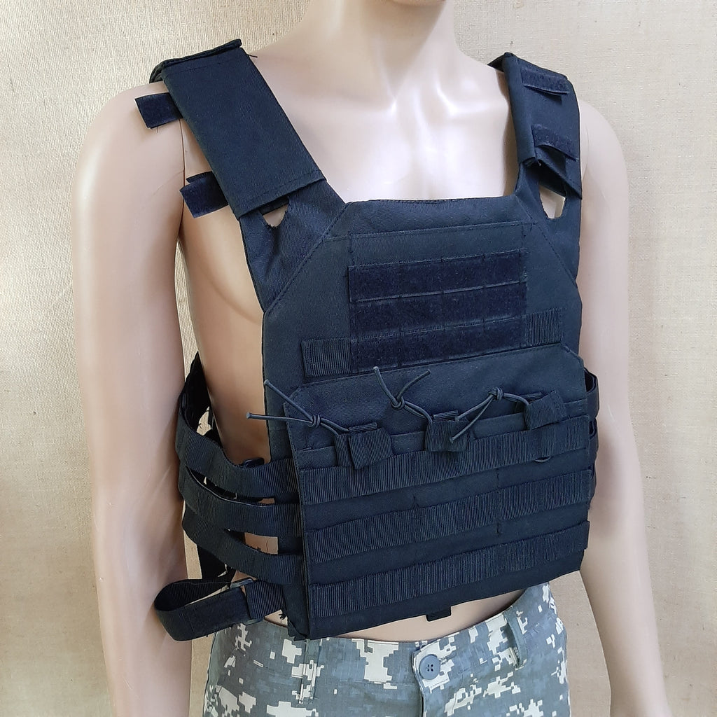 Bulletproof plate carrier vest - medium to 2XL