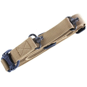 Rifle sling ... quick detach double point