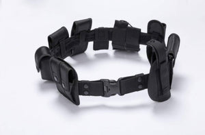 10 piece tactical belt