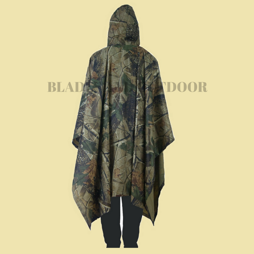 Poncho waterproof
