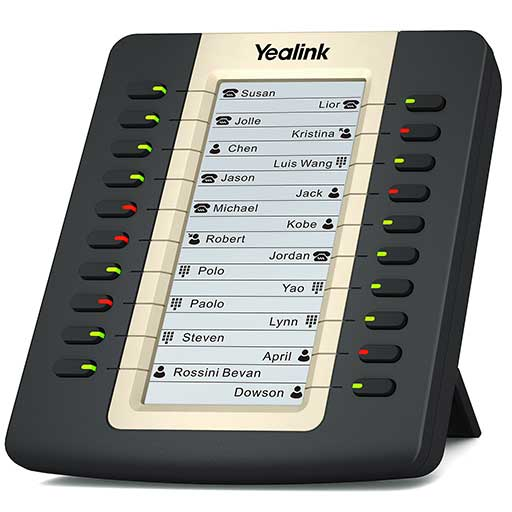 EXP20 - Yealink T20 Series Expansion Module