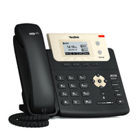 SIP-T21P-E2 - Yealink T21P-E2 Entry Level IP 2-Lines Phone (with PoE)