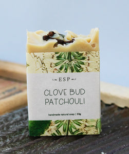 Clove Bud Patchouli Soap Bar