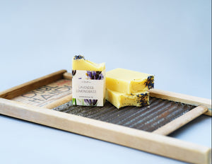 Lavender Lemongrass Soap Bar