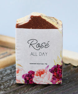 Rosé All Day Soap Bar