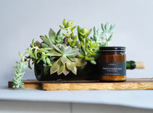 Tobacco & Bay Leaf | Woodsy Natural Soy Candle