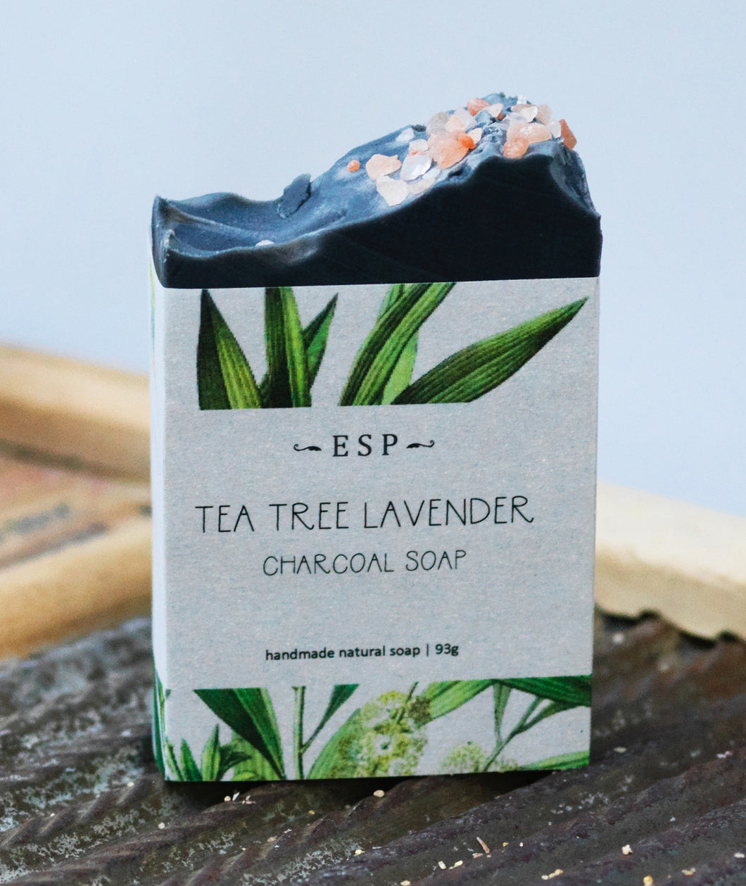 Tea Tree Lavender Soap Bar