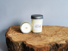 Vanilla Fig Natural Soy Candle