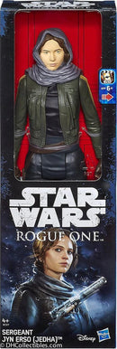 Figure Star Wars Rogue One Sergeant Jyn Erso 30Cm - Albagame