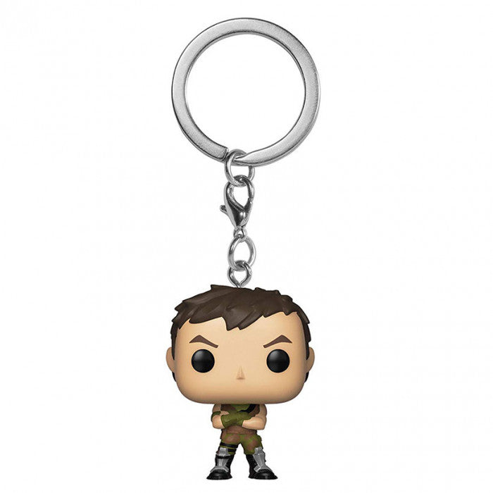 Figure Funko Pop! Keychain Highrise Assault Trooper-Fortnite - Albagame