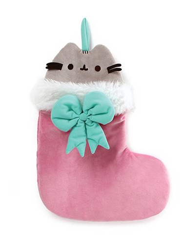 Pusheen the Cat Pusheen 11-Inch Holiday Stocking