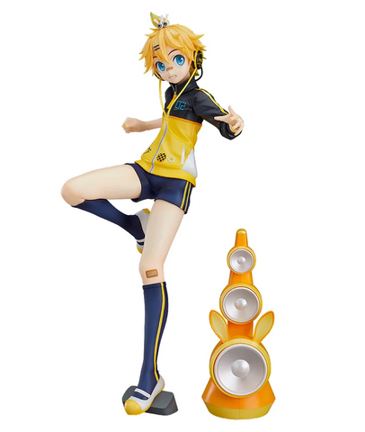 Hatsune Miku -Project DIVA- F 2nd Max Factory Kagamine Len: Stylish Energy L Ver.