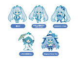 Character Vocal Series 01: Hatsune Miku Good Smile Company Snow Miku Nendoroid Plus Collectible Keychains Vol. 1