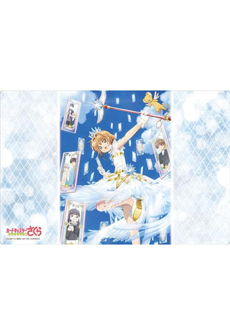 Cardcaptor Sakura Clearcard Bushiroad Rubber Play Mat Collection Vol.386 Cardcaptor Sakura Clearcard (pre-order!)